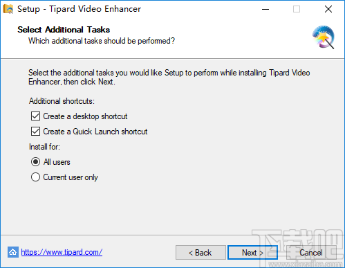 Tipard Video Enhancer(视频增强编辑器)