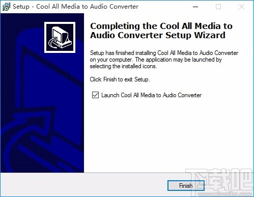 Cool All Media to Audio Converter(音频格式转换器)