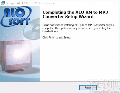 ALO RM to MP3 Converter(RM转MP3转换器)