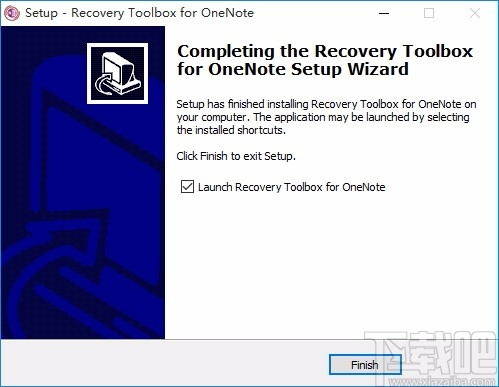 Recovery Toolbox for OneNote(OneNote文件修复软件)