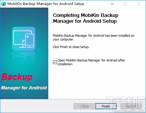 MobiKin Backup Manager for Android(安卓数据备份工具)