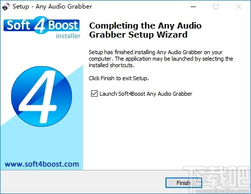 Soft4Boost Any Audio Grabber(CD音乐提取工具)