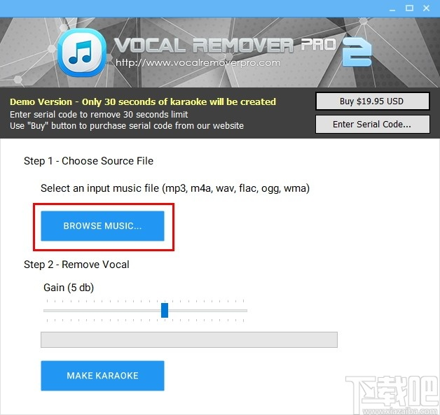 Vocal Remover Pro(消声魔术师)
