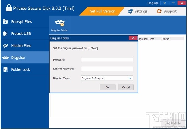 ThunderSoft Private Secure Disk(磁盘加密软件 )