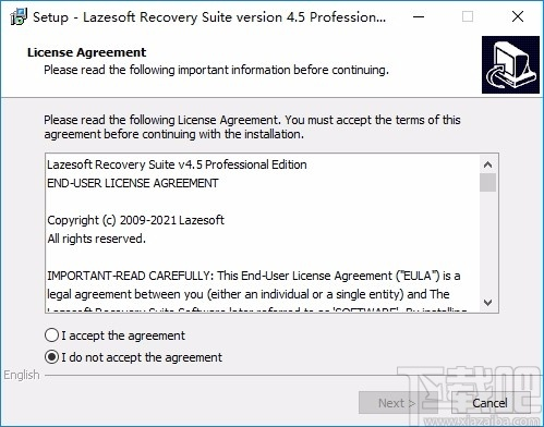 Lazesoft Data Recovery(数据恢复软件)