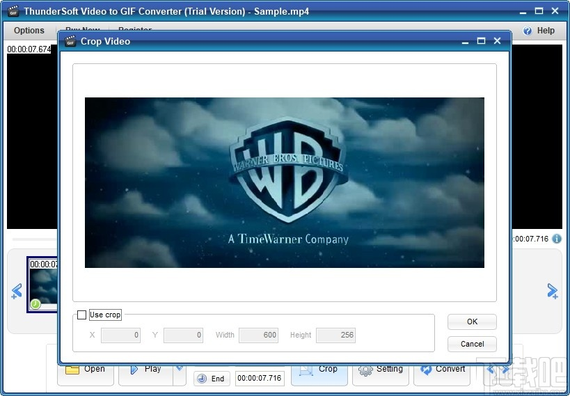 ThunderSoft Video to GIF Converter(GIF动图转换)