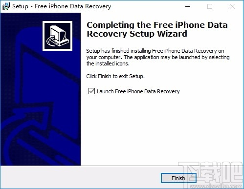 Free iPhone Data Recovery(免费的iPhone数据恢复)