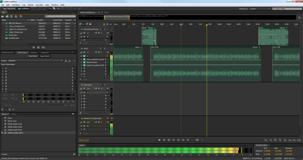 Adobe Audition CS6中文版