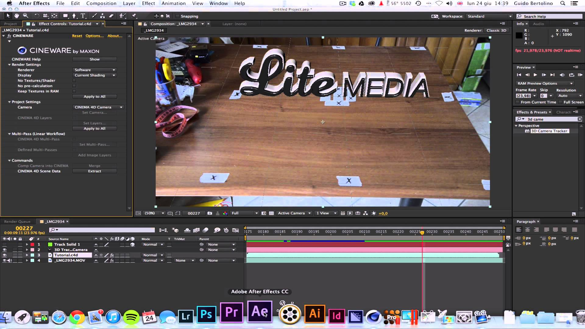 Adobe After Effects CC 12.0.0.404 中文版