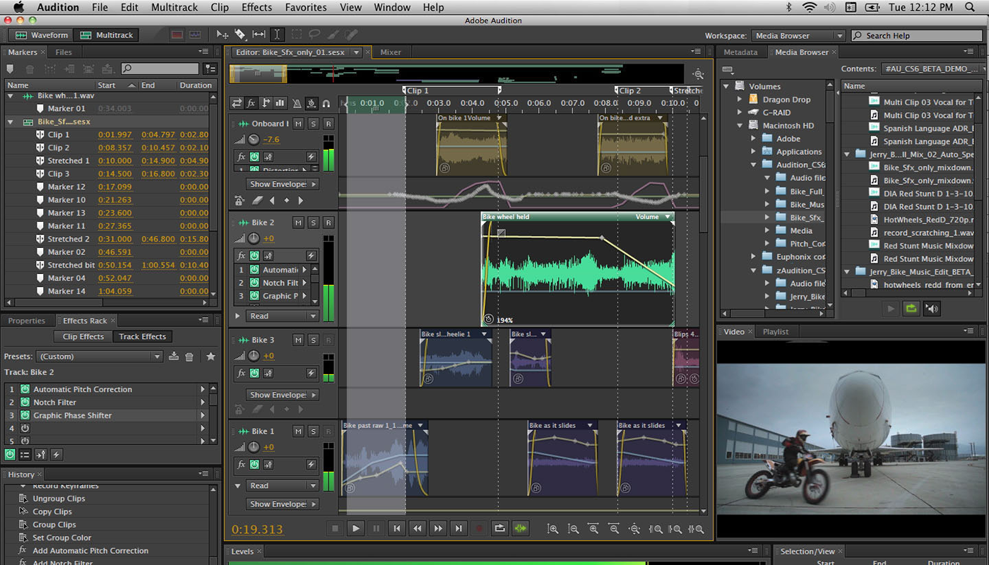 Adobe Audition CC6.0 简体中文版