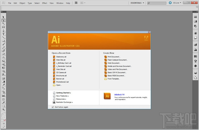 Adobe Illustrator CS53
