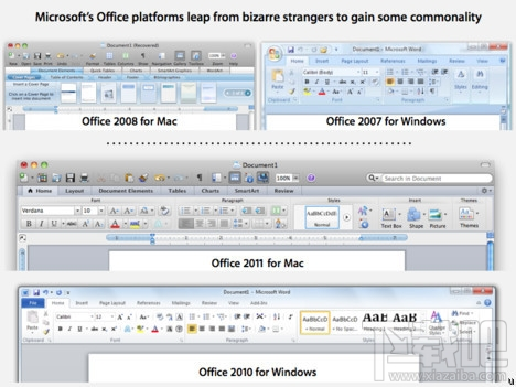 Microsoft Office 2011 for Mac1