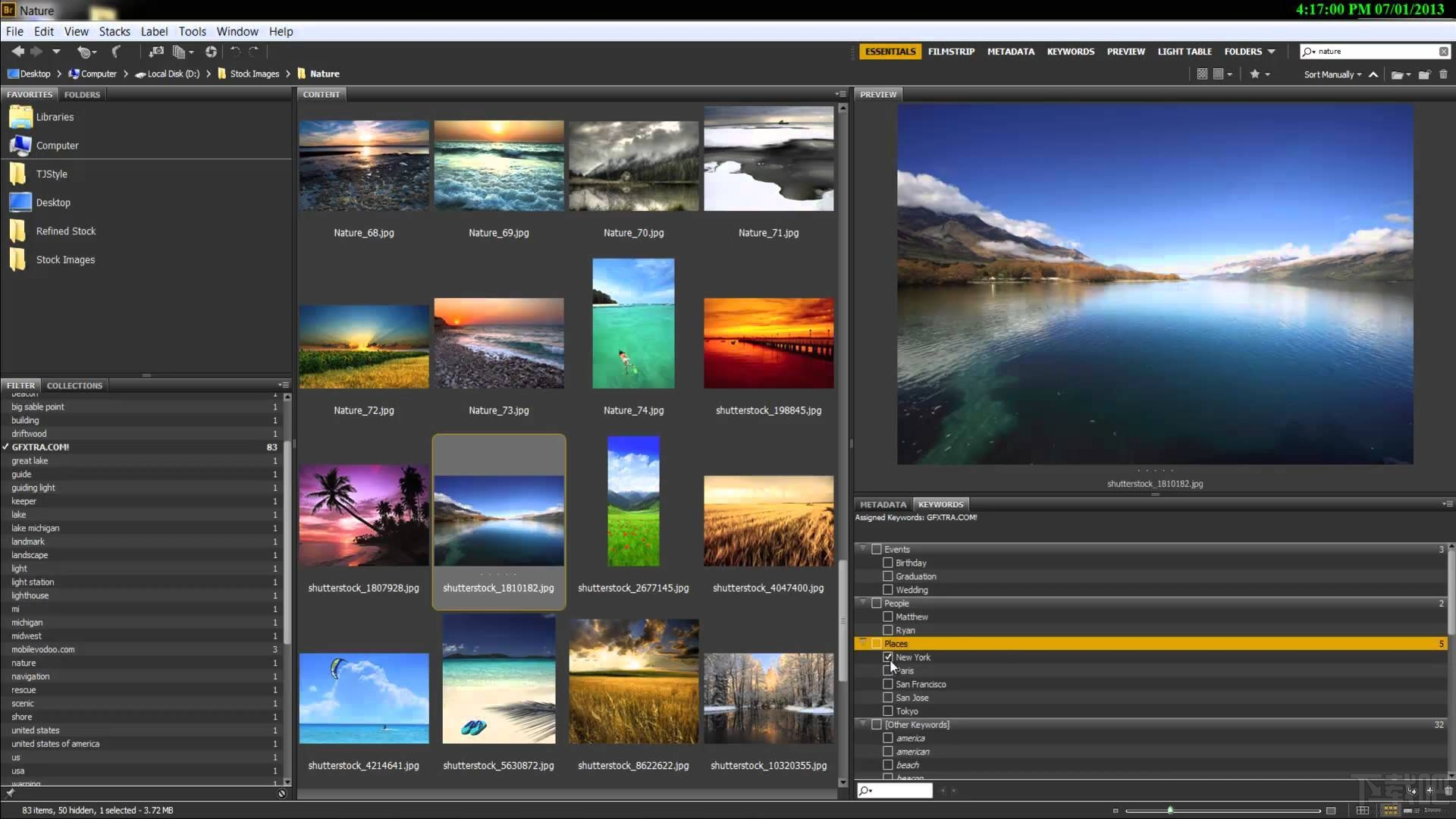 Adobe Bridge CC x643