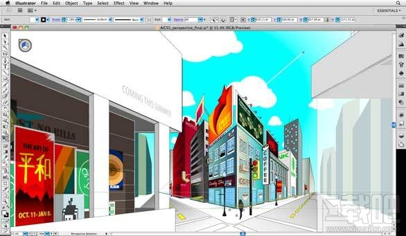 Adobe Illustrator CS5illustrator cs5下载|Adobe Illustrator CS5(ai软件下载) 15.1.0.39官方中文版(3)