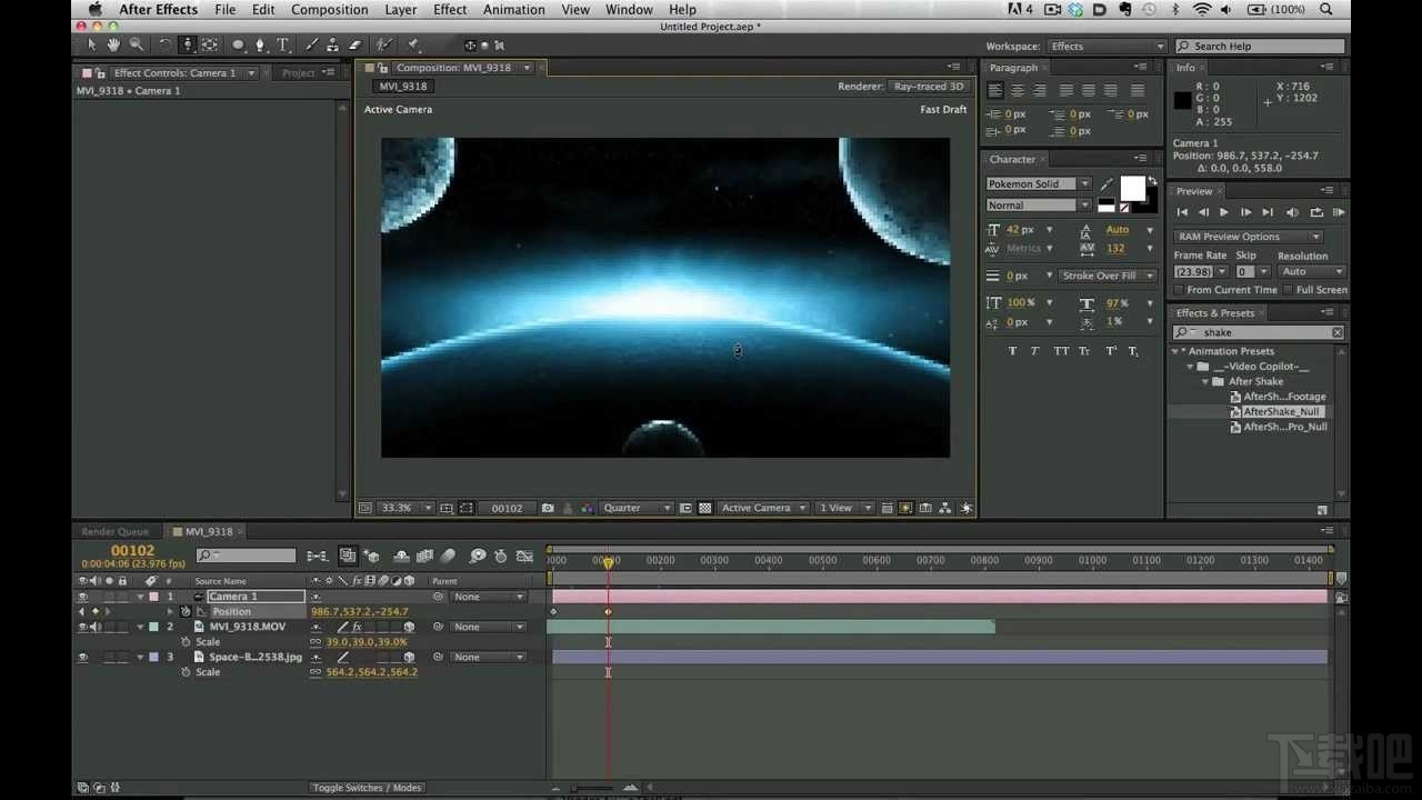 Adobe After Effects CS6(3)