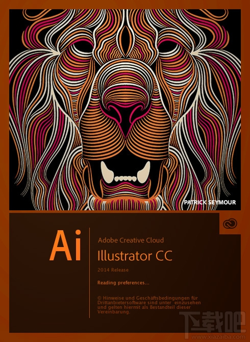 Adobe Illustrator CC 2014Adobe Illustrator CC下载|Adobe Illustrator CC 2014官方中文版下载(AI CC 2014)(1)