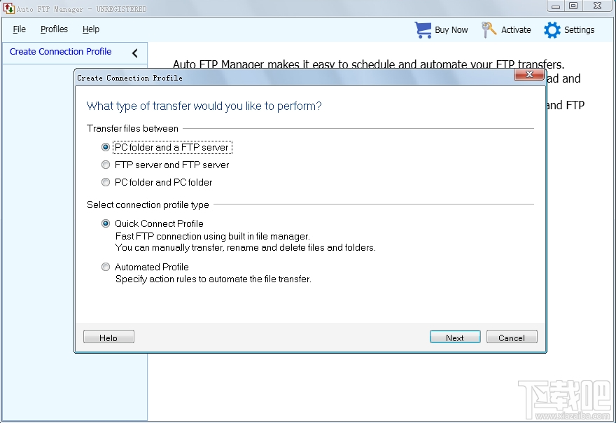 Auto FTP ManagerAuto FTP Manager下载|Auto FTP Manager(ftp管理软件) V6.09官方版(3)