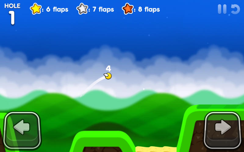 Flappy Golf 2 for mac版2.0官方版0