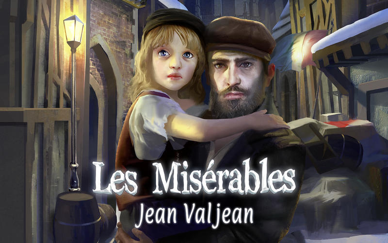 Les Misérables - Jean Valjean for mac版1.0官方版0