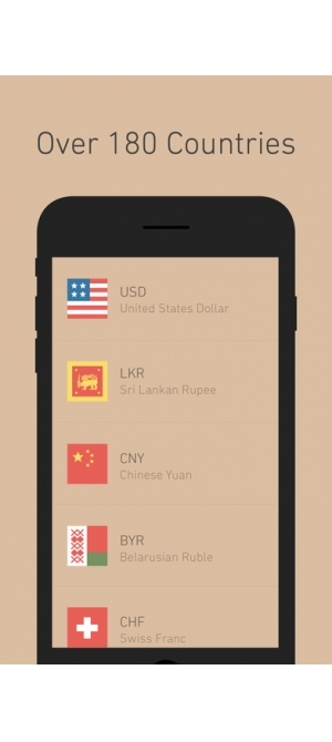 Currency iphone版(苹果手机Currency下载)V1.6.2官方版1