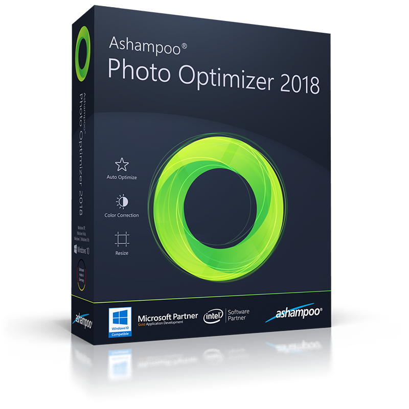Ashampoo Photo Optimizer 20183