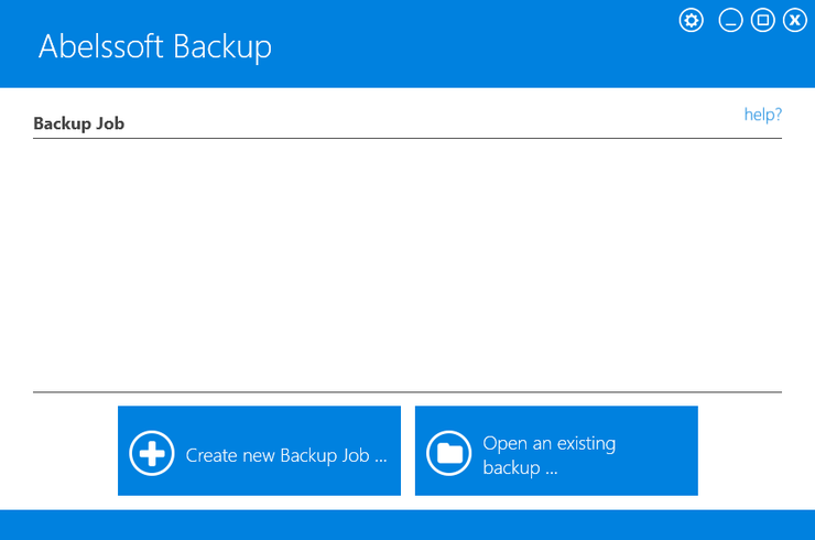 Abelssoft Backup 20182